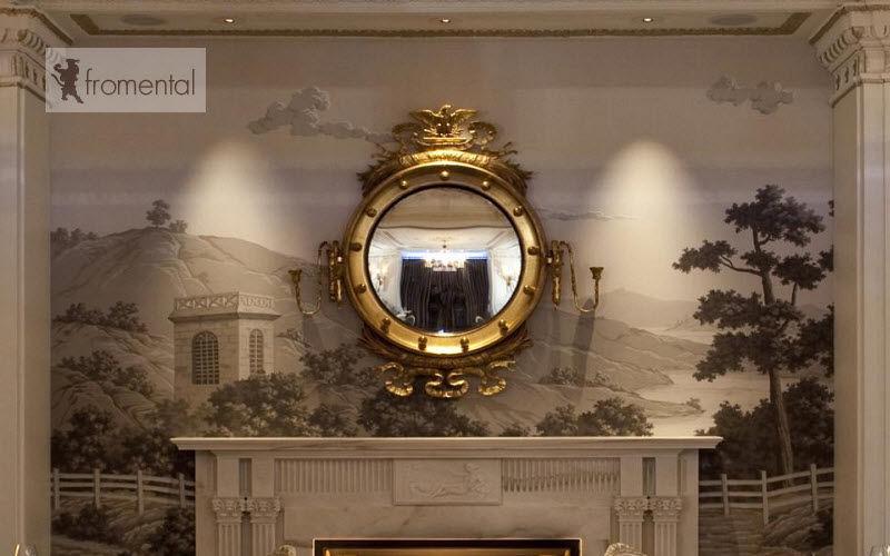 Fromental Panoramic wallpaper Wallpaper Walls & Ceilings Entrance   Classic