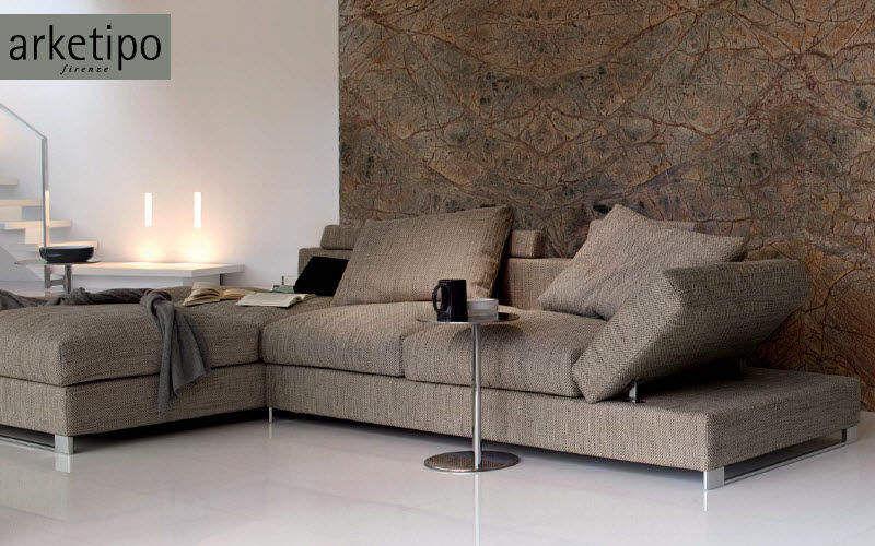 Arketipo Adjustable sofa Sofas Seats & Sofas Home office | Design Contemporary