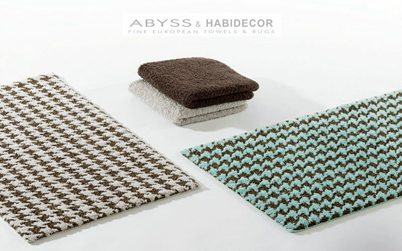 Abyss & Habidecor Bathmat Bathroom linen Bathroom Accessories and Fixtures  |