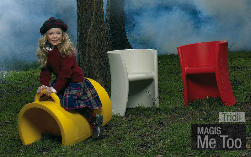 Magis Children's chair Seats (Children) Children's corner Kid's room |