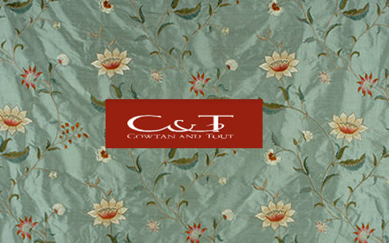 Cowtan & Tout Embroidery Furnishing fabrics Curtains Fabrics Trimmings  |
