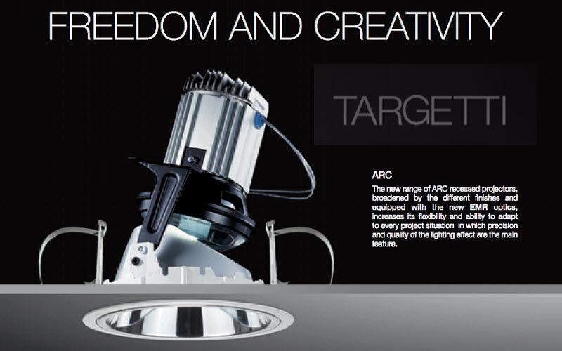 Targetti Recessed spotlight Lights spots Lighting : Indoor  |