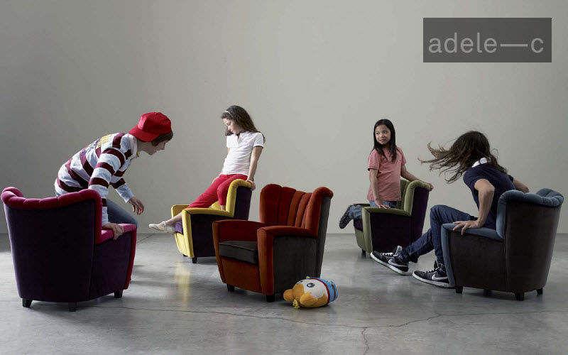 Adele C. Children's armchair Seats (Children) Children's corner   