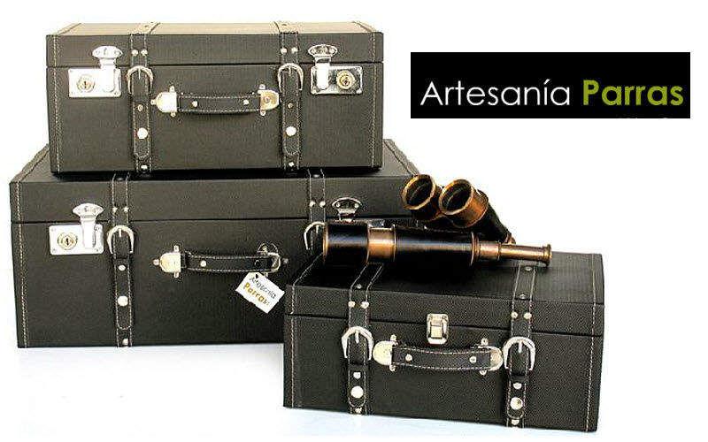 ARTESANIA PARRAS Small suitcase Luggage Beyond decoration Bedroom | Cottage