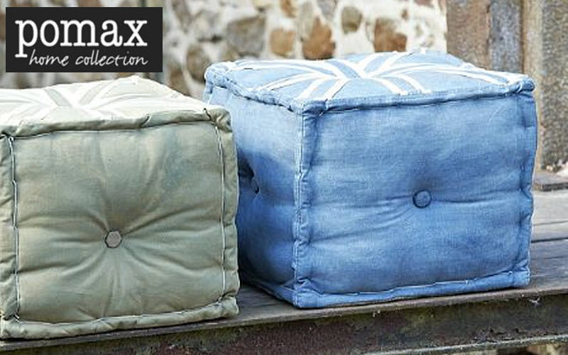 Pomax Floor cushion Footstools and poufs Seats & Sofas  |