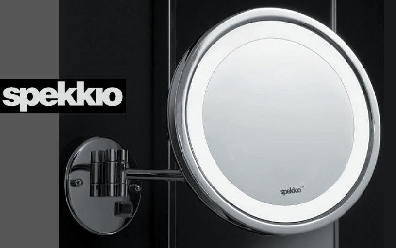 Spekkio Shaving mirror Mirrors Bathroom Bathroom Accessories and Fixtures Bathroom   Contemporary