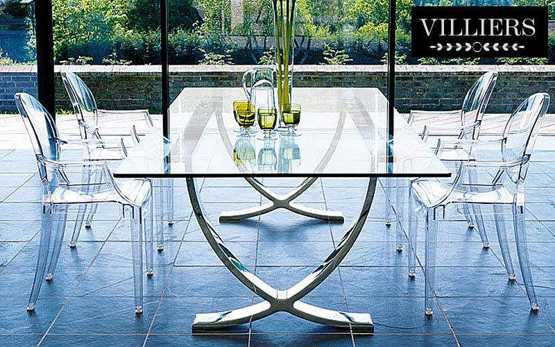 Villiers Rectangular dining table Dining tables Tables and Misc. Dining room | Contemporary