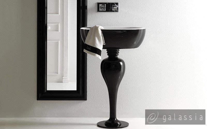GALASSIA Basin pedestal Sinks and handbasins Bathroom Accessories and Fixtures  |