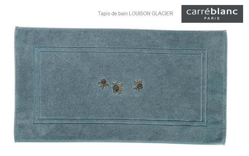 Carré Blanc Bathmat Bathroom linen Bathroom Accessories and Fixtures  |