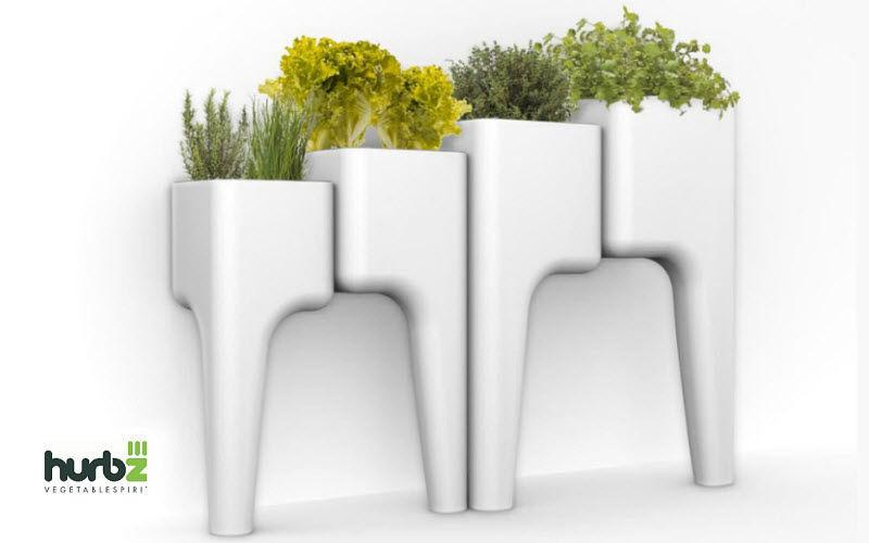 HURBZ Flower box Window box Garden Pots   