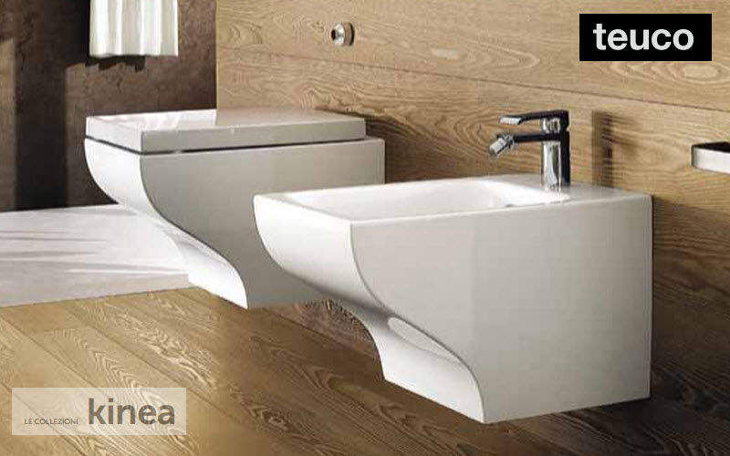 TEUCO Wall-mounted bidet Bidets Bathroom Accessories and Fixtures  |