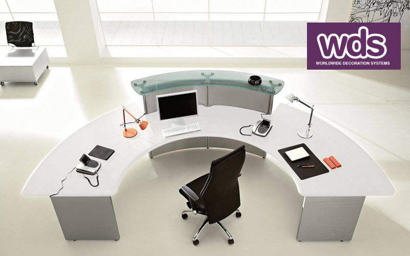 WORLDWIDE DECORATION SYSTEMS Reception desk Desks & Tables Office  |