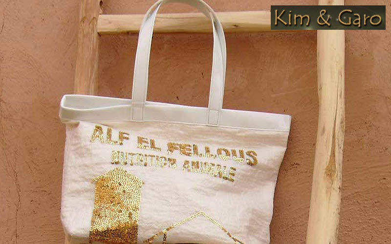 Kim & Garo Beach bag Luggage Beyond decoration  |