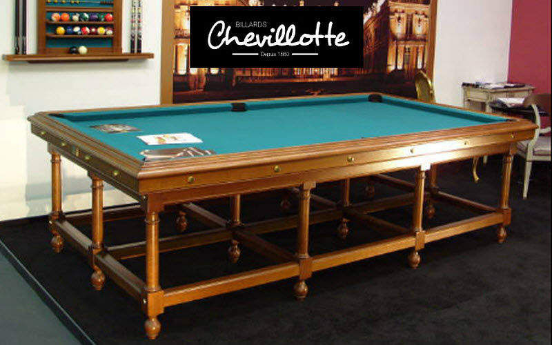 BILLARDS CHEVILLOTTE French billiard table Billiards Games and Toys  |