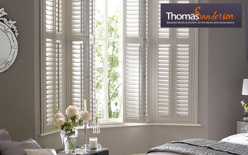Thomas Sanderson Interior blind Shutters Doors and Windows  |