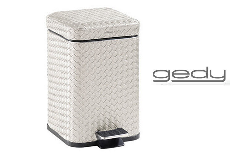 GEDY Bathroom dustbin Bathroom accessories Bathroom Accessories and Fixtures  |