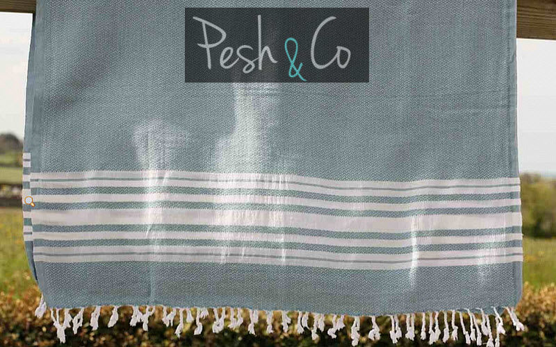 PESH & CO Fouta Hammam towel Bathroom linen Household Linen  |