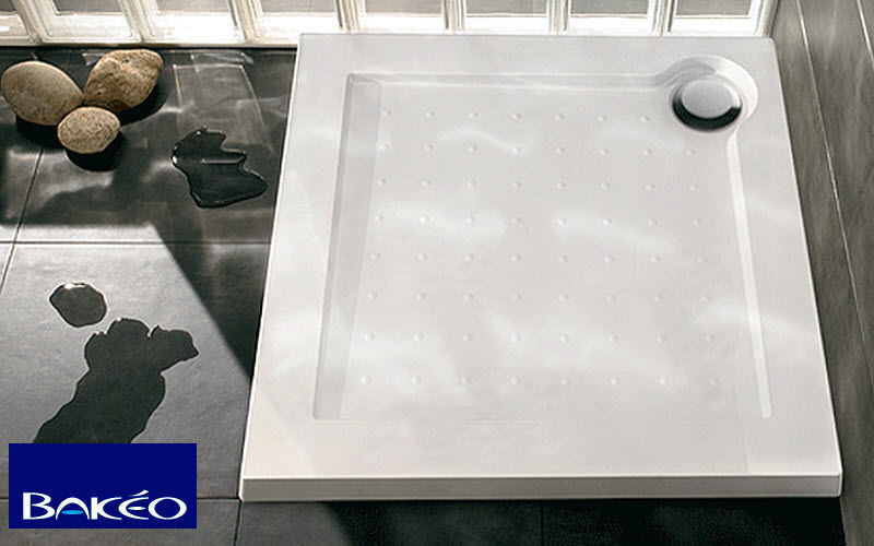 BAKEO Shower tray Showers & Accessoires Bathroom Accessories and Fixtures  |