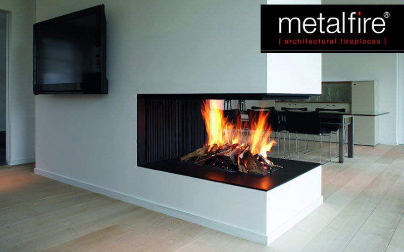 METALFIRE Open fireplace Fireplaces Fireplace  |