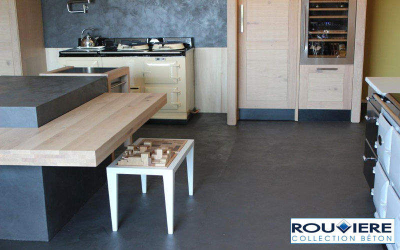 Rouviere Collection Waxed concrete for wall Alternative wall surfaces Walls & Ceilings  |