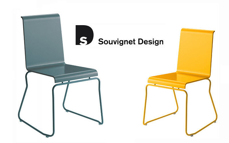 Souvignet Design Stackable garden chair Garden chairs Garden Furniture  |