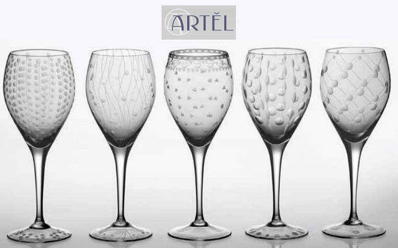 Artel Goblet Glasses Glassware   