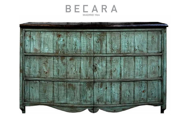 BECARA Sideboard Cabinets and Buffets Storage  |