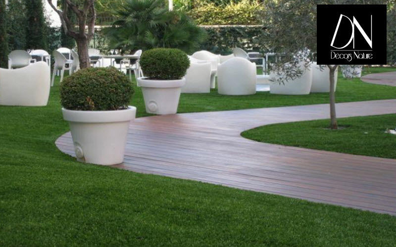 Decors Nature Synthetic grass Outside floors Flooring  |