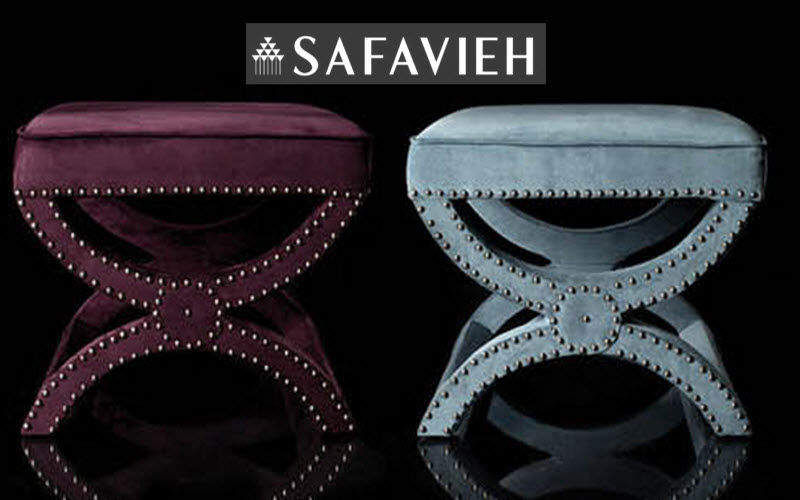 Safavieh Stool Footstools and poufs Seats & Sofas  |