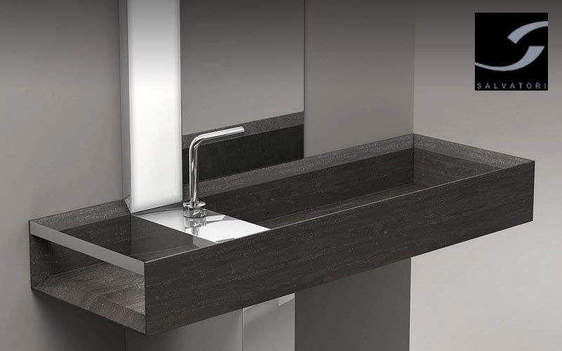 SALVATORI Wall mounted washbasin Sinks and handbasins Bathroom Accessories and Fixtures  |