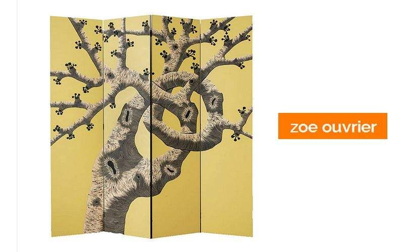ZOE OUVRIER Screen Partition Tables and Misc.  |