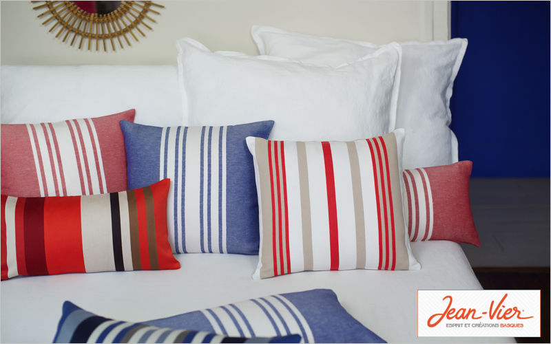 Jean Vier Square Cushion Pillows & pillow-cases Household Linen  |