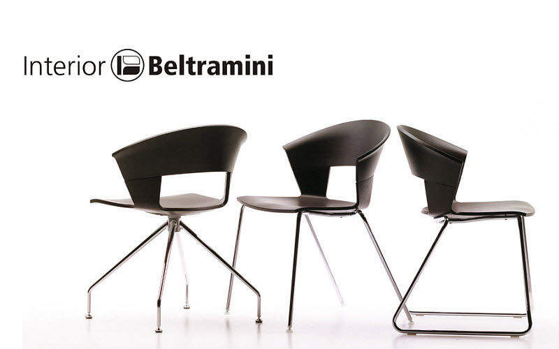 INTERIOR BELTRAMINI Guest armchair Office chairs Office  |