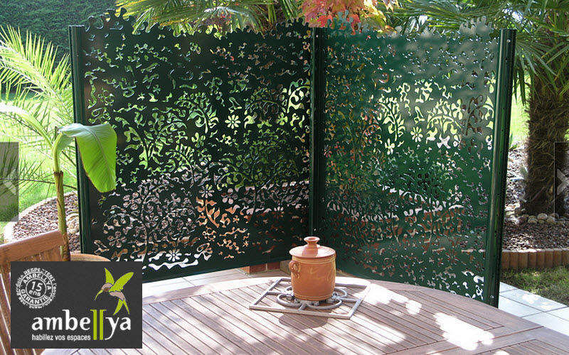 AMBELLYA Garden trellis Enclosures and trellis-work Garden Gazebos Gates...  |