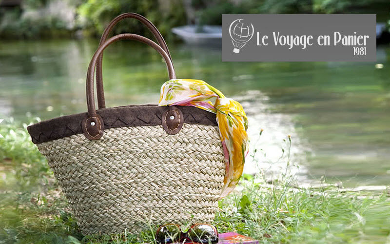 LE VOYAGE EN PANIER Shopping bag Luggage Beyond decoration  |