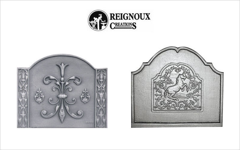Reignoux Creations Fireback Fire plates Fireplace  |