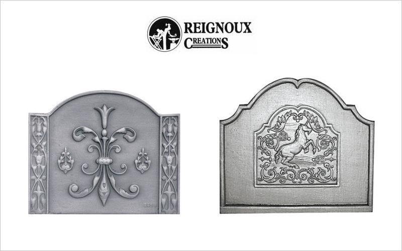 Reignoux Creations Fireback Fire plates Fireplace  |