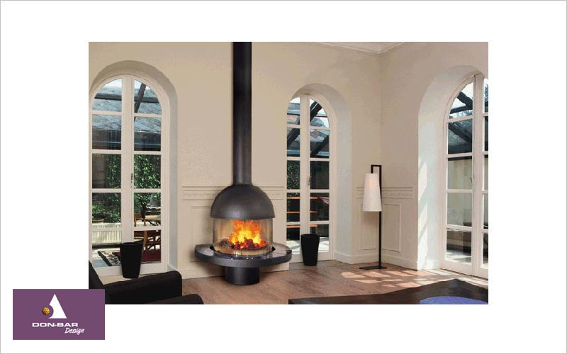 Don-Bar Design Open fireplace Fireplaces Fireplace  |