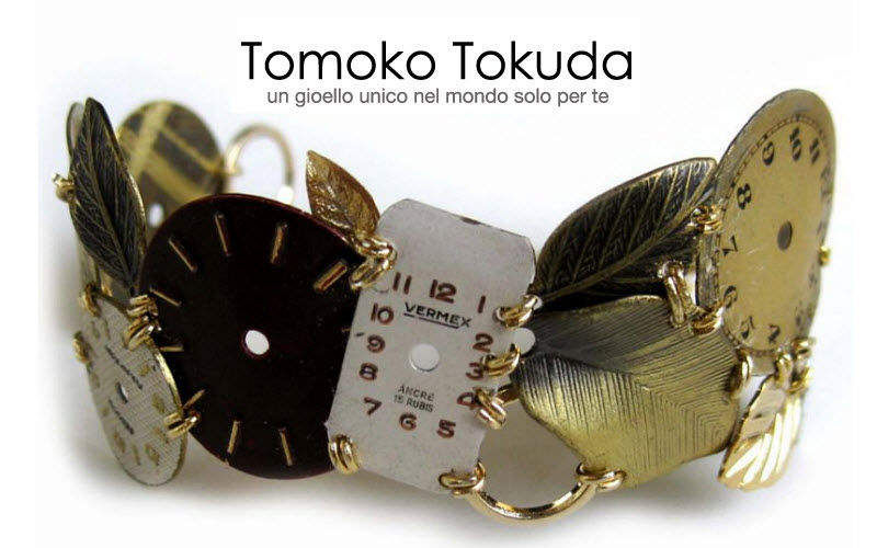 TOMOKO TOKUDA Bracelet Jewelry Beyond decoration  |
