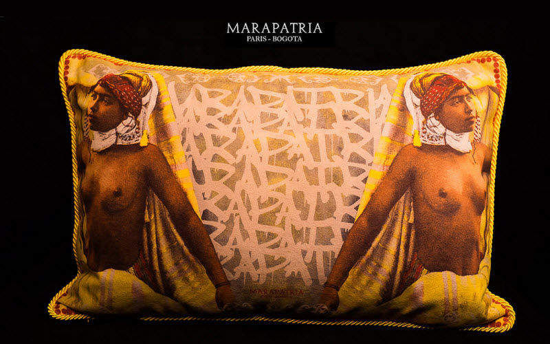 MARAPATRIA Rectangular cushion Pillows & pillow-cases Household Linen  |
