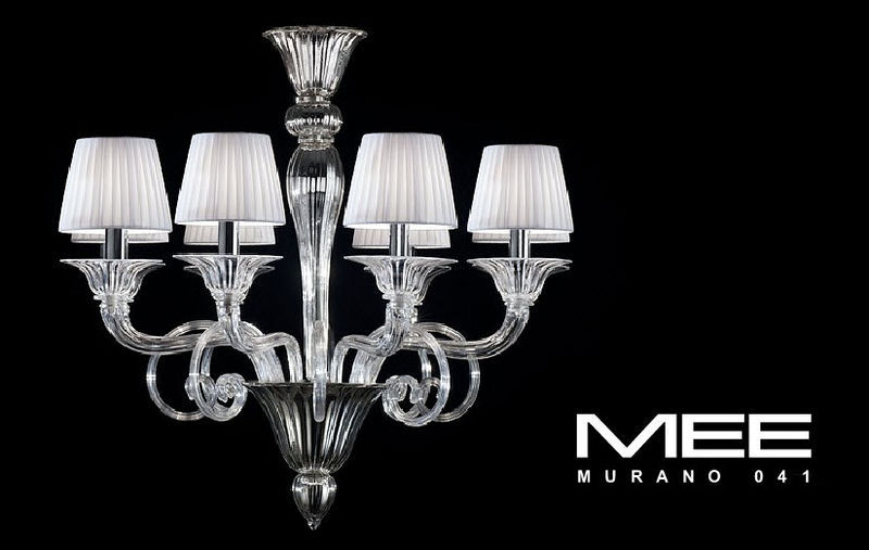 MEE MURANO 041 Chandelier Murano Chandeliers & Hanging lamps Lighting : Indoor  |