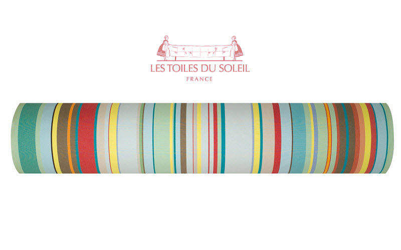 Les Toiles Du Soleil Fabric by the metre Furnishing fabrics Curtains Fabrics Trimmings  |