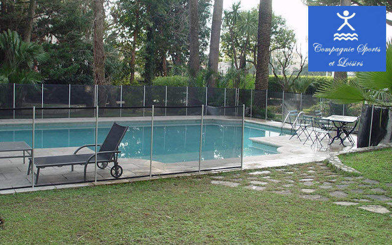 COMPAGNIE SPORTS ET LOISIRS Pool fence Safety Swimming pools and Spa  |