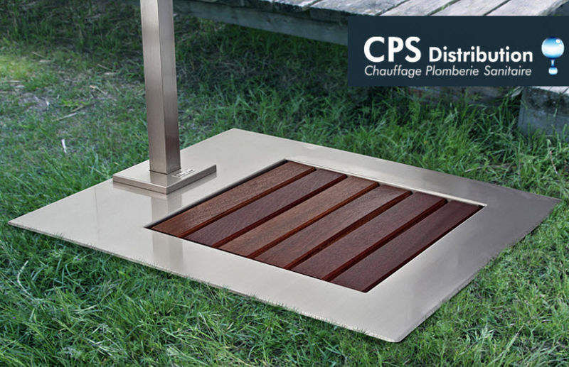 CPS DISTRIBUTION Outdoor shower Games and comfort Swimming pools and Spa  |