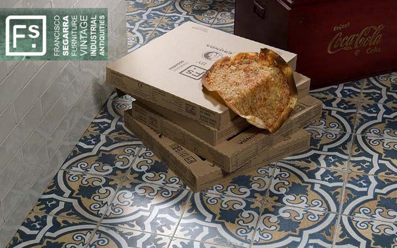 FRANCISCO SEGARRA Cement tile Floor tiles Flooring  |