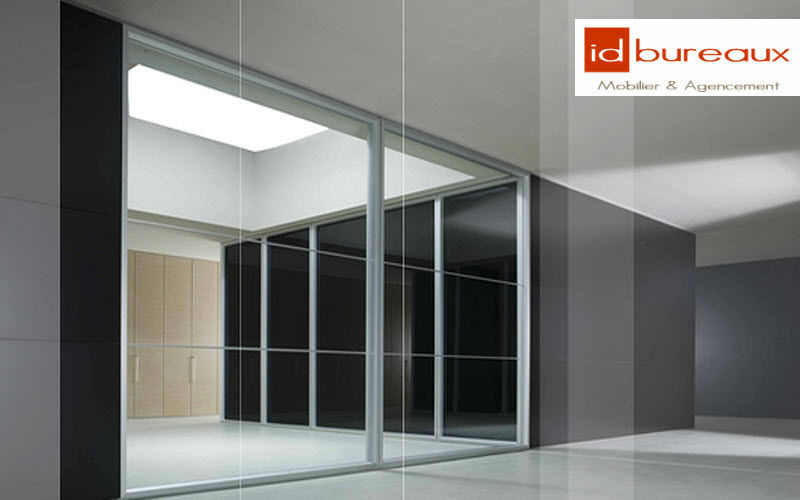 ID.Bureaux Mobilier & Agencement Office partition Partitions Walls & Ceilings  |