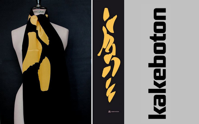 GALERIE KAKEBOTON Scarf Clothing Beyond decoration  |