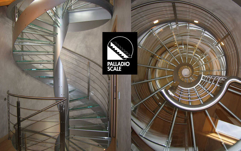 PALLADIO SCALE Spiral staircase Stairs and ladders House Equipment  |