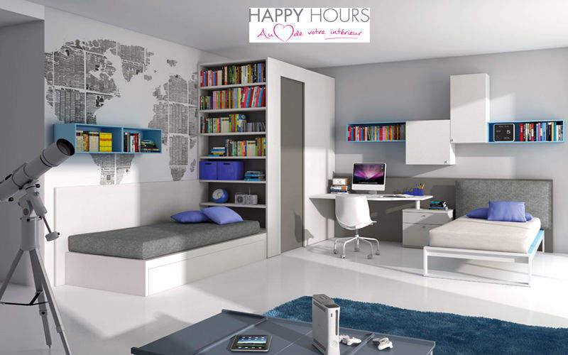 HAPPY HOURS Teenager bedroom 15-18 years Children's beddrooms Children's corner  |