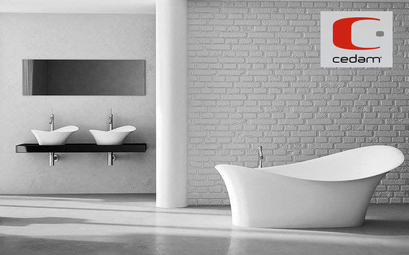 CEDAM Freestanding bathtub Bathtubs Bathroom Accessories and Fixtures  |
